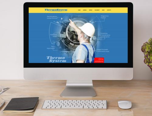 ThermoSystem S.r.l. presenta il nuovo sito