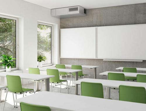 Strumenti anti-COVID nelle scuole e nei luoghi pubblici: Ventilazione meccanica (VMC)